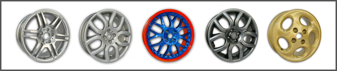 Alloy Wheel Repairs Lancashire