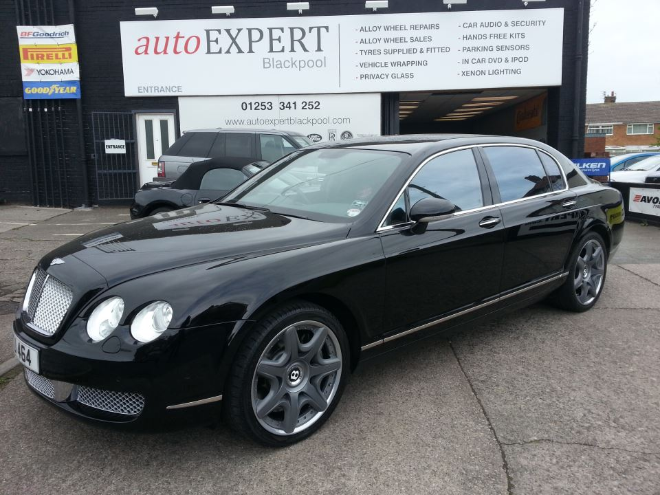 Bentley Servicing Garage Repairs Refurbishment Lytham Lancashire - Independent bentley servicing