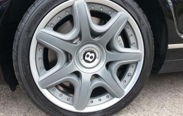 Bentley Continental Flying Spur Mulliner 20″ Split Rim