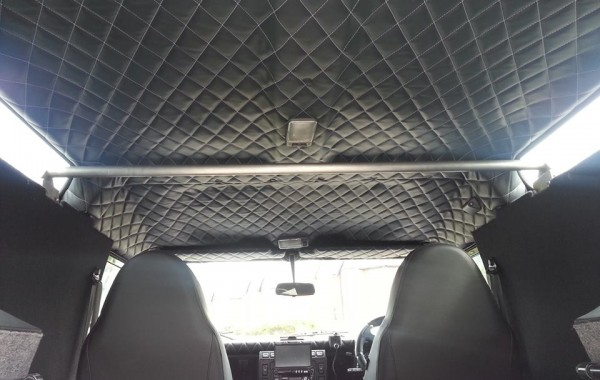 Diamond XS Roof Lining For Landrover Defender