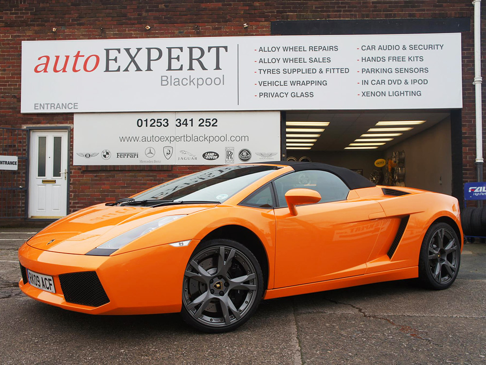 Lamborghini Servicing & Repairs
