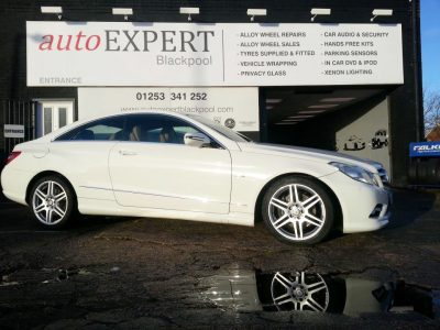 Mercedes Servicing & Repairs Lancashire & London