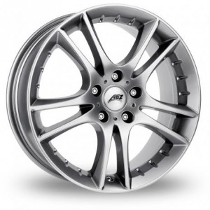 AEZ Intenso Silver Alloy Wheels