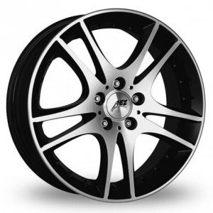 AEZ Intenso Black Alloy Wheels