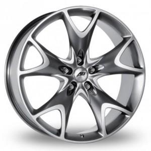 AEZ Phoenix Silver Alloy Wheels