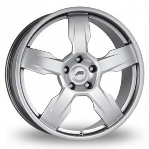 AEZ Sotara Silver Alloy Wheels