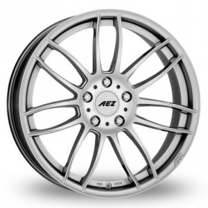 AEZ Sydney Silver Alloy Wheels