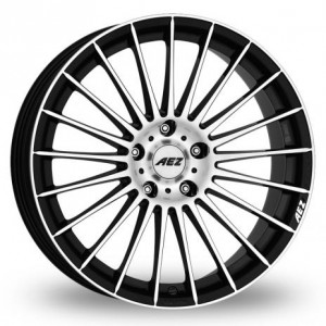 AEZ Valencia Black Alloy Wheels
