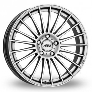 AEZ Valencia Silver Alloy Wheels