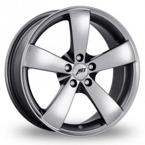 AEZ Wave Chrome Alloy Wheels