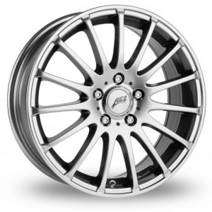 AEX Xylo Alloy Silver Alloy Wheels