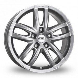 ATS Radial+ Silver Alloy Wheels