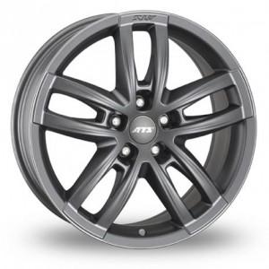 ATS Radial Titanium Grey Alloy Wheels