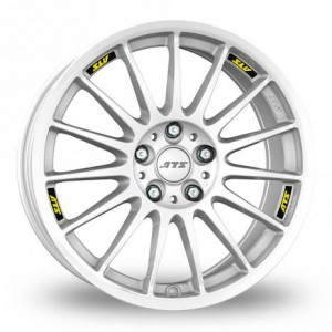 ATS Street Rally Silver Alloy Wheels