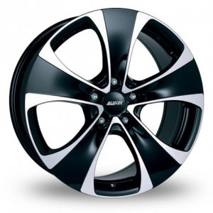 Alutec Dynamite BP Black Alloy Wheels