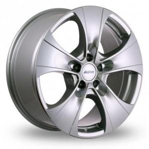 Alutec Dynamite Silver Alloy Wheels