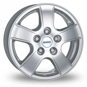 Alutec Energy Silver Alloy Wheels