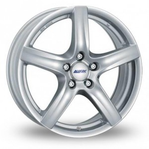 Alutec Grip Silver Alloy Wheels