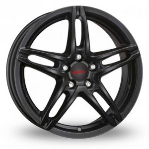 Alutec Poison Black Alloy Wheels