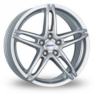 Alutec Poison Silver Alloy Wheels
