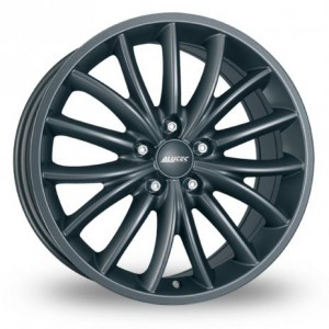 Alutec Toxic Graphite Alloy Wheels