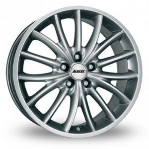 Alutec Toxic XS Silver Alloys Wheels