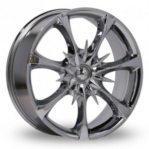 Axe AP20 Mirror Silver Alloys