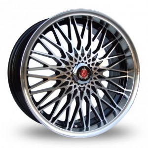 Axe Black & Chrome Alloys