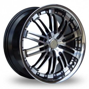 Axe Symphony Alloy Wheels
