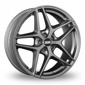 BBS CF Anthracite Gun Metal Grey Alloy Wheels