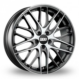 BBS CS-5 AP Alloy Wheels