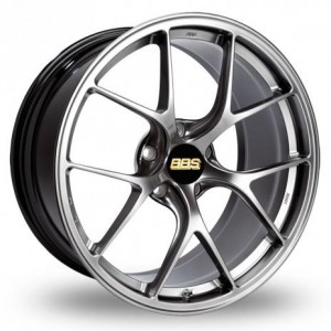 BBS RI-D Diamond Black 5x130 Wider Rear Alloy Wheels