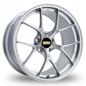 BBS RI-D Silver 5x130 Wider Rear Alloy Wheels