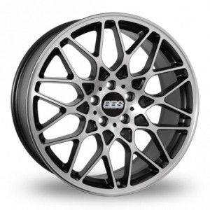 BBS RX-R Satin Black Alloy Wheels