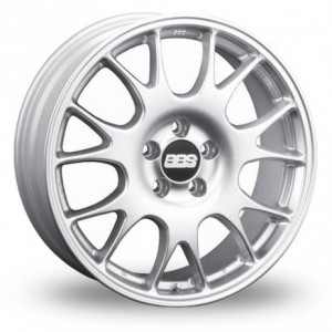 BBS VZ Silver Alloy Wheels