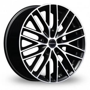 Borbet BS5 BP Black Alloy Wheels