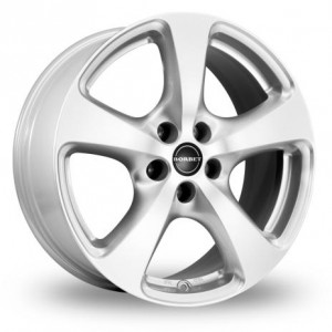 Borbet CC Silver Alloy Wheels