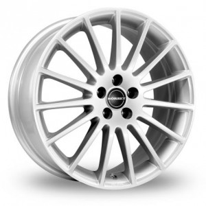 Borbet LS Silver Alloy Wheels