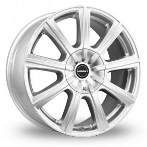 Borbet TS Alloy Wheels