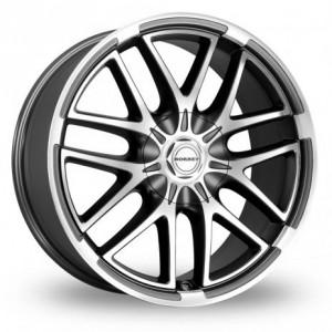 Borbet XA AP Alloy Wheels