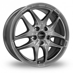 Borbet XB Graphite Alloy Wheels