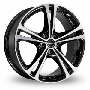 Borbet XL Alloy Wheels