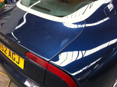Car Body Work Repairs Lancashire
