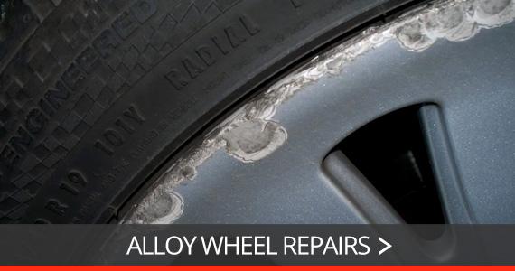 Alloy Wheel Repairs Lancashire & London