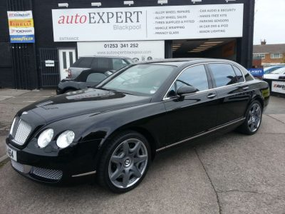 Bentley Servicing & Body Work Refurbishment Lancashire