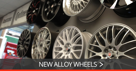 Alloy Wheels Lancashire & London
