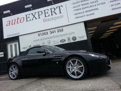 Aston Martin Repairs Blackpool
