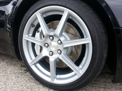 Aston Martin Alloy Wheels Lancashire